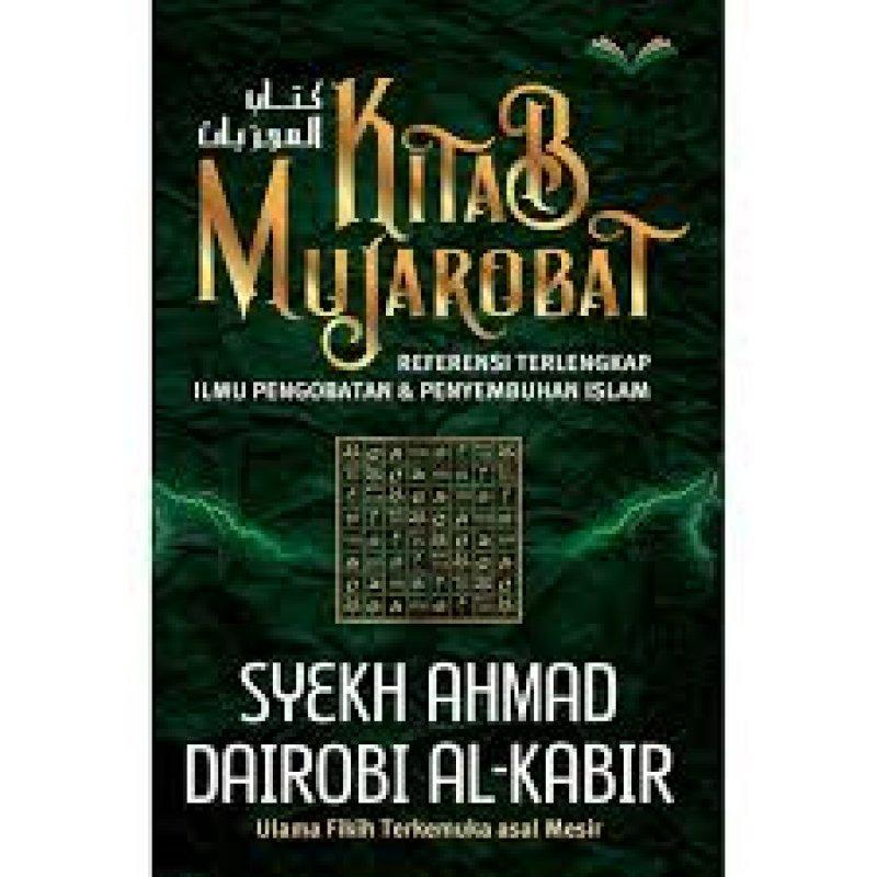 Cover Buku KITAB MUJAROBAT 2019 (HC)