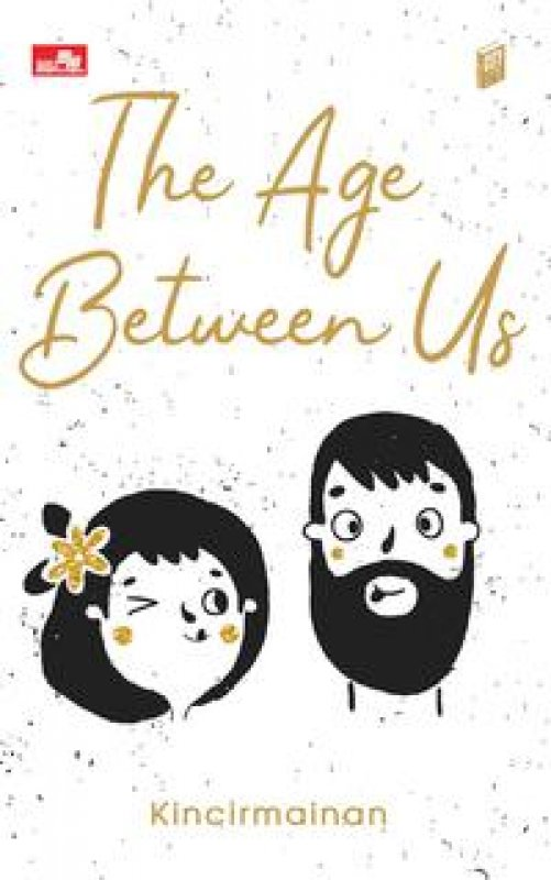 Cover Buku The Age Between Us