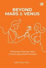 Beyond Mars and Venus Cover Baru Isbn Lama