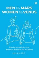 Detail Buku Men Are from Mars, Women Are from Venus Cover Baru Isbn Lama
