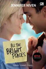 Tempat-tempat Terang (All the Bright Places) cover 2020