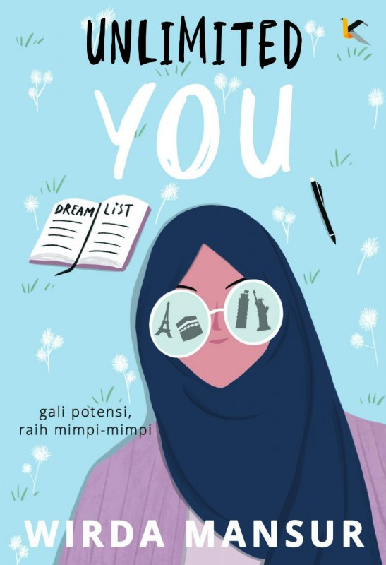 Cover Buku UNLIMITED YOU