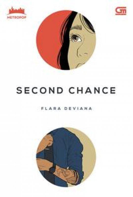 Cover Buku Metropop: Second Chance