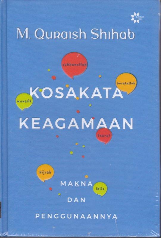 Cover Buku KOSAKATA KEAGAMAAN ( M. QUraish Shihab )