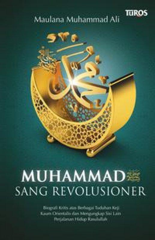 Cover Buku Muhammad Sang Revolusioner