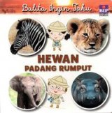 Balita Ingin Tahu: Hewan Padang Rumput