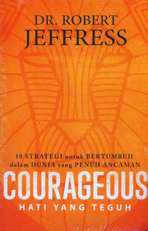 Cover Buku Hati Yang Teguh