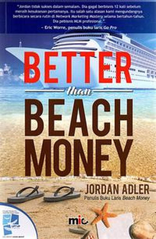 Cover Better Than Beach Money