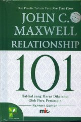 Detail Buku Relationship 101 Edisi revisi (Hard Cover)