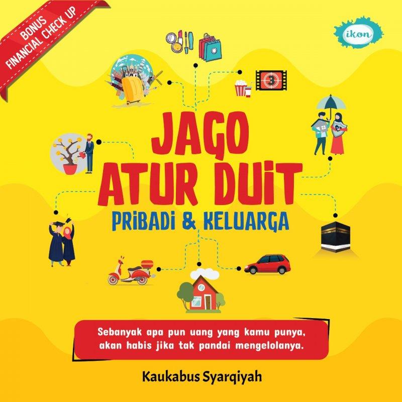 Cover Buku Jago Atur Duit