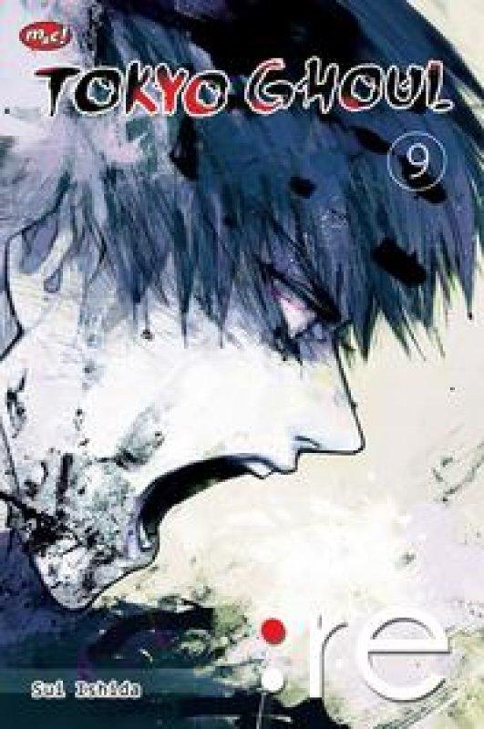 Cover Buku Tokyo Ghoul : Re 09