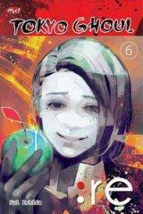 Tokyo Ghoul : Re 06 (Promo gedebuk)