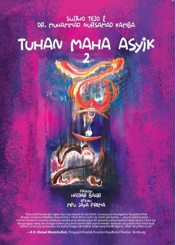 Cover Buku Tuhan Maha Asyik 2
