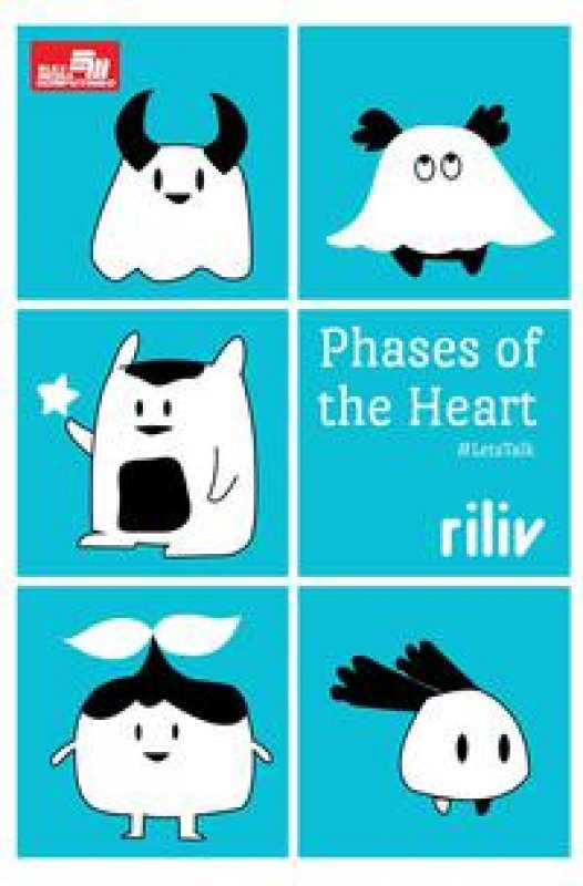Cover Buku Phases of the Heart
