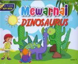 Seri Mewarnai Bupi Book: Mewarnai Dinosaurus