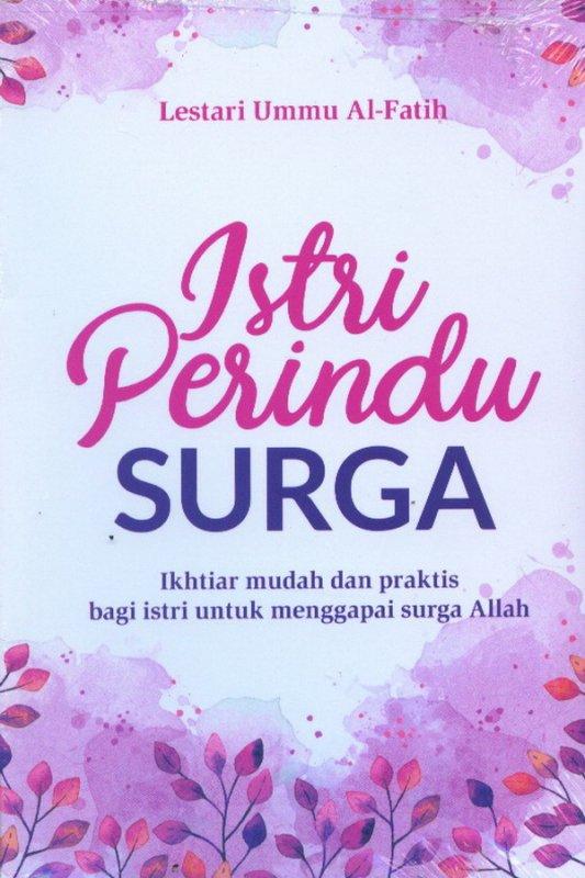 Cover Buku Istri Perindu Surga