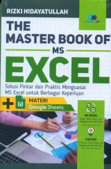 The Master Book MS Excel
