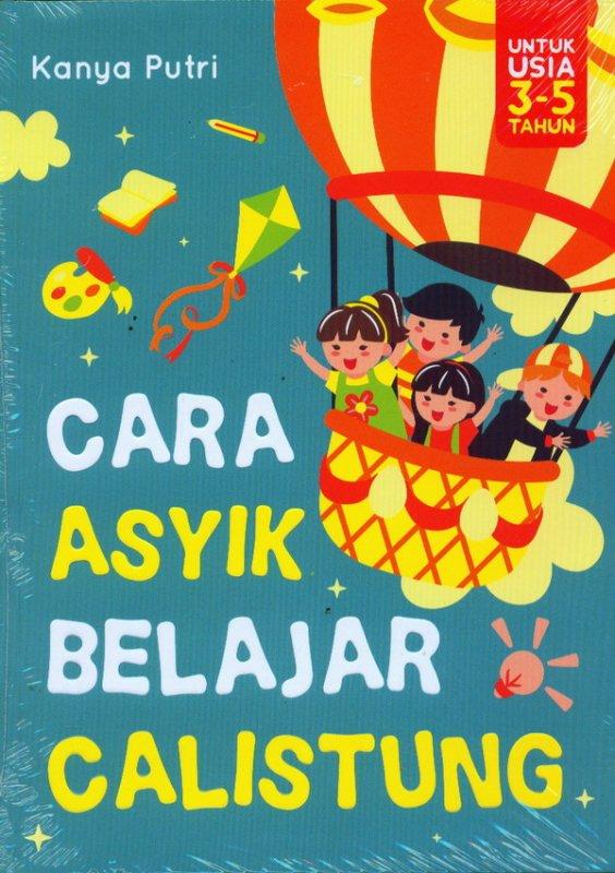 Cover Buku Cara Asyik Belajar Calistung
