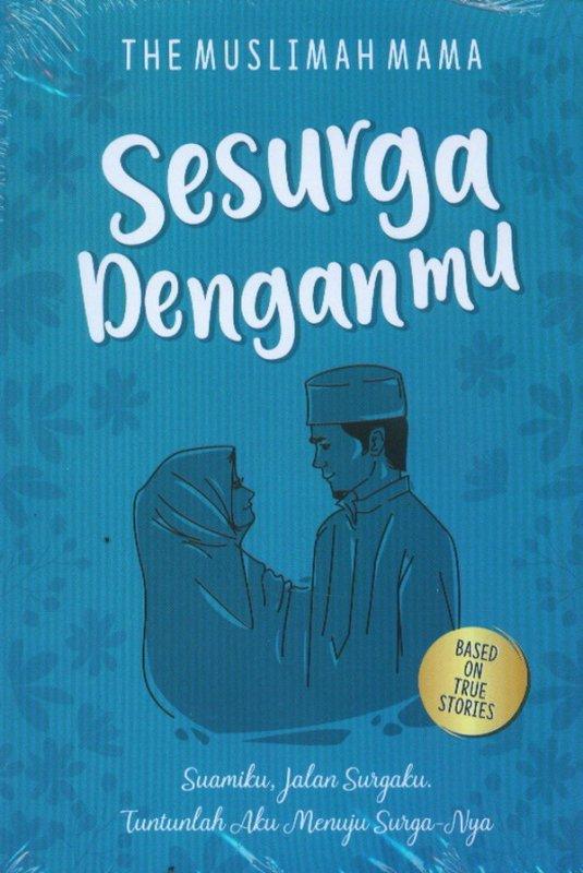 Cover Buku Sesurga Denganmu