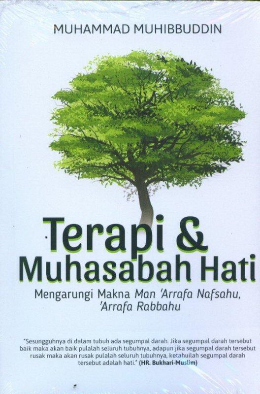 Cover Buku Terapi & Muhasabah Hati