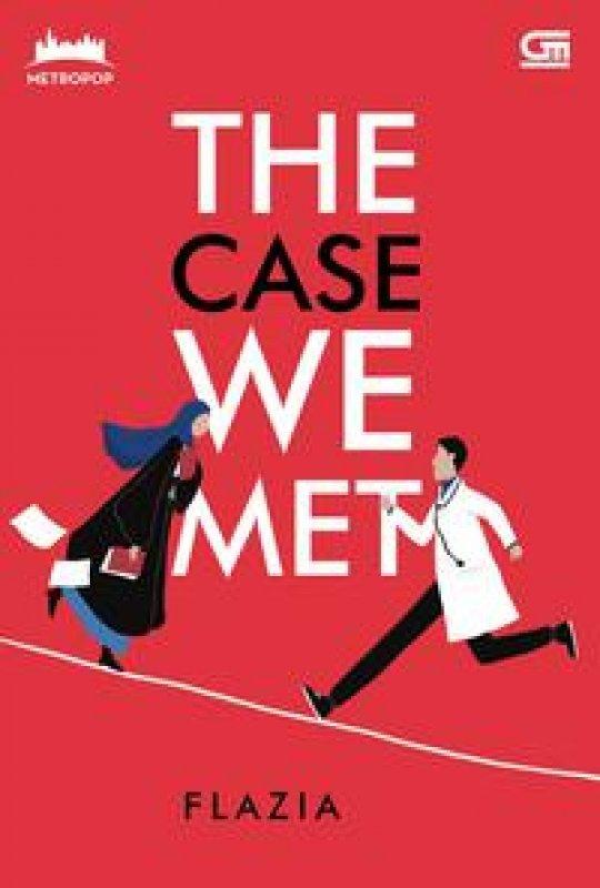 Cover Buku MetroPop: The Case We Met