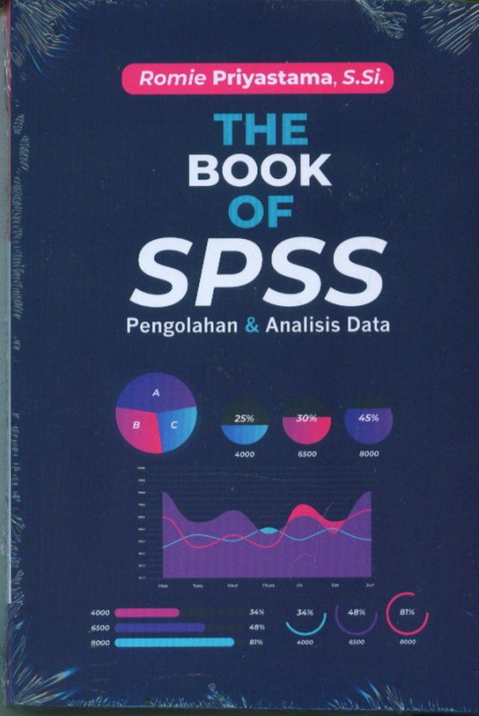 Cover The Book Of SPSS Pengolahan & Analisis Data
