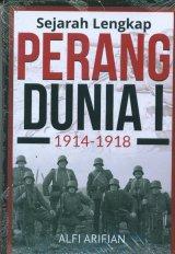 Detail Buku Sejarah Lengkap Perang Dunia 1914-1918