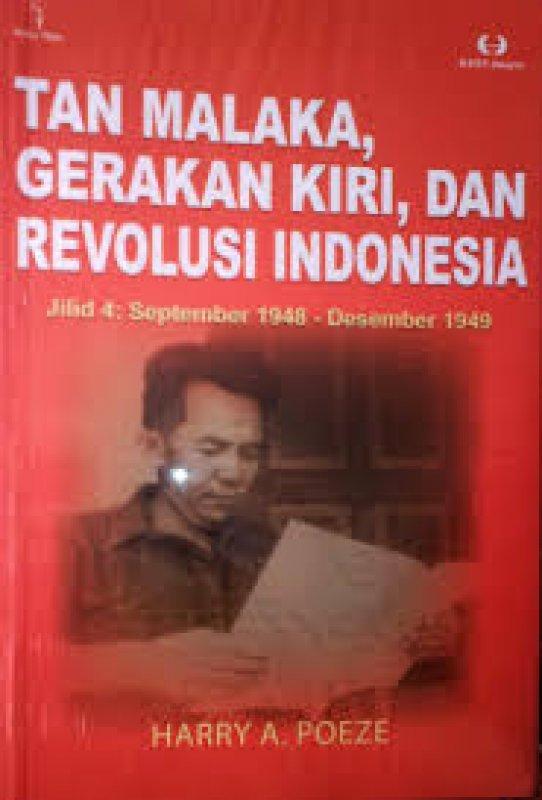 Cover Buku Tan Malaka, Gerakan Kiri, dan Revolusi Indonesia Jilid 5: 1950-2007