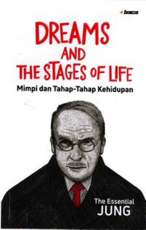 Cover Buku Dreams And The Stages Of Life