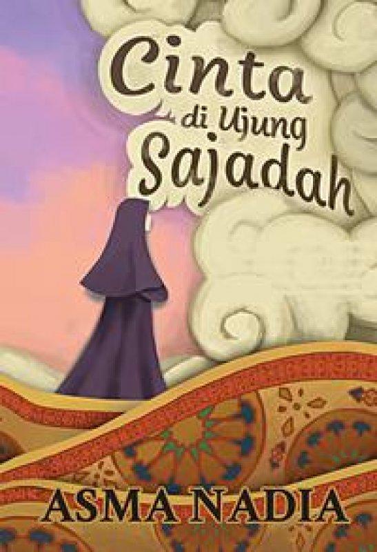 Cover Buku Cinta Di Ujung Sajadah(Republika)