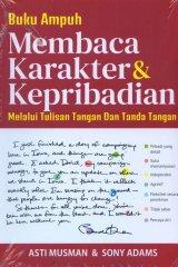 Buku Ampuh Membaca Karakter & Kepribadian