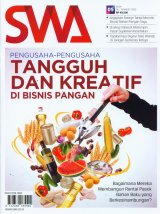 Majalah SWA NO 05 Edisi XXXVI 05-18 Maret 2020