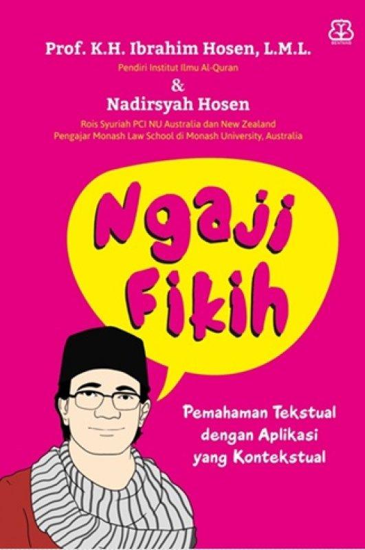 Cover Buku Ngaji Fikih
