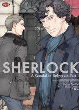 Detail Buku Sherlock : A Scandal In Belgravia