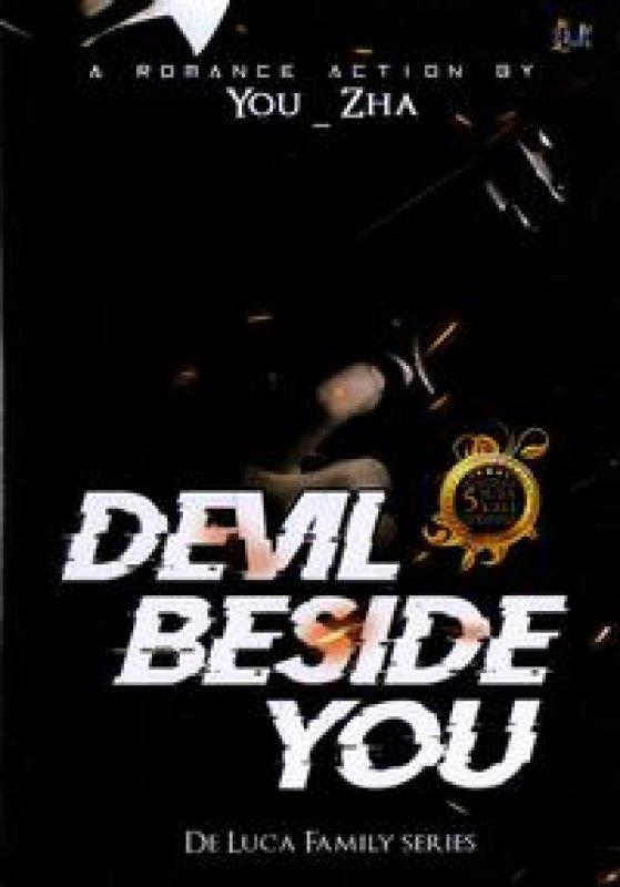 Cover Buku Devil Beside You