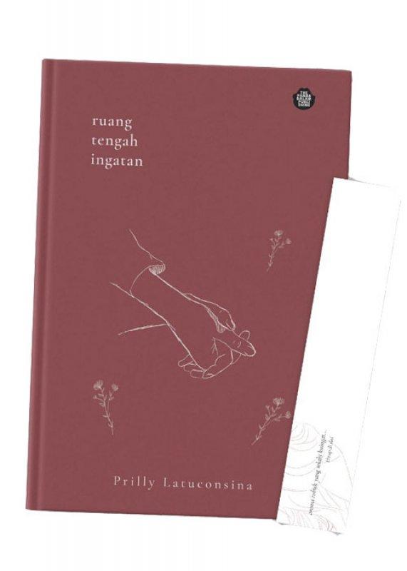 Cover Buku Ruang Tengah Ingatan