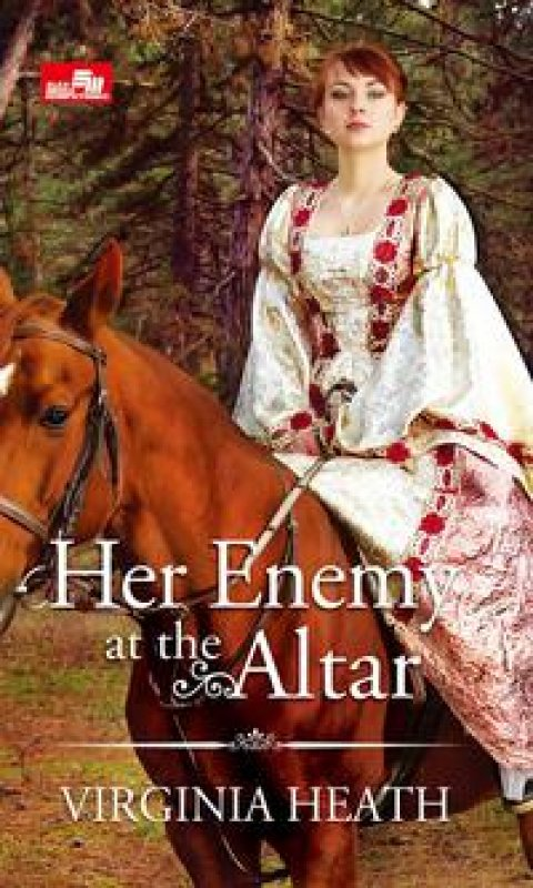 Cover Buku Hr: Her Enemy At The Altar