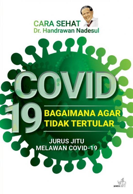 Cover Buku Covid-19 Bagaimana Agar Tidak Tertular