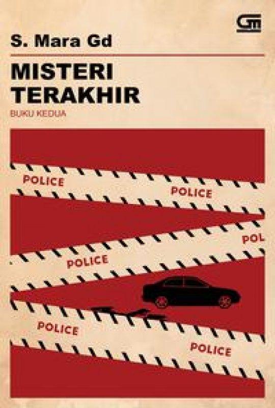 Cover Buku Misteri Terakhir#2