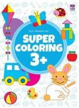Super Coloring 3+ : Ayo Mewarnai !