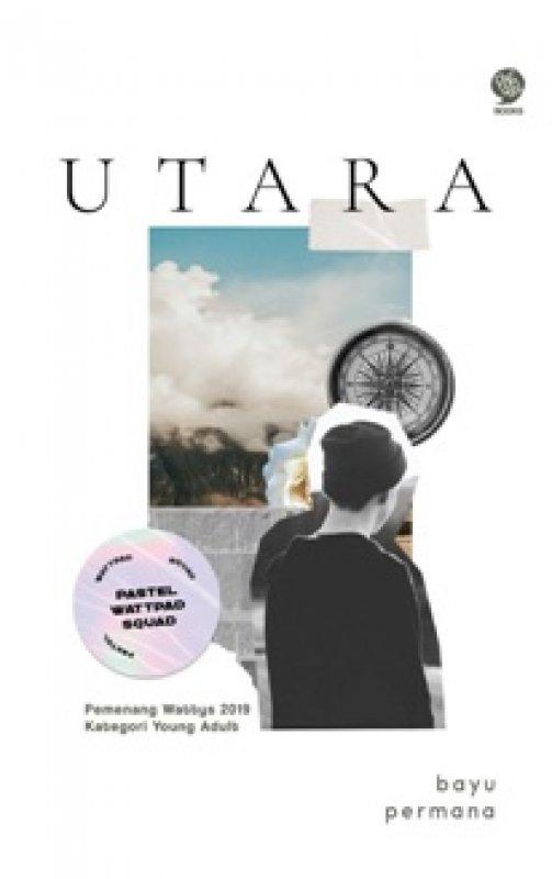 Cover Buku Utara (Reguler)
