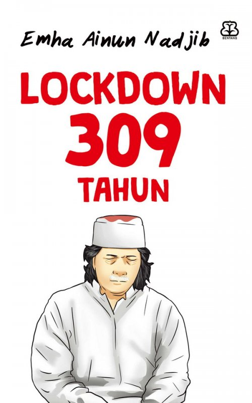 Cover Buku Lockdown 309 Tahun