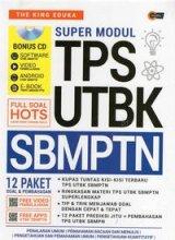 Super Modul Tps Utbk Sbmptn Plus Cd 12 Paket Soal&Pembahasan