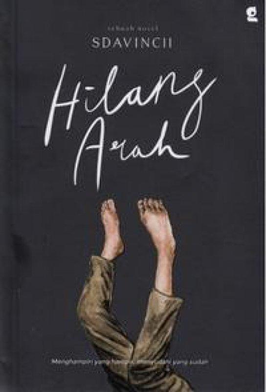 Cover Buku Hilang Arah