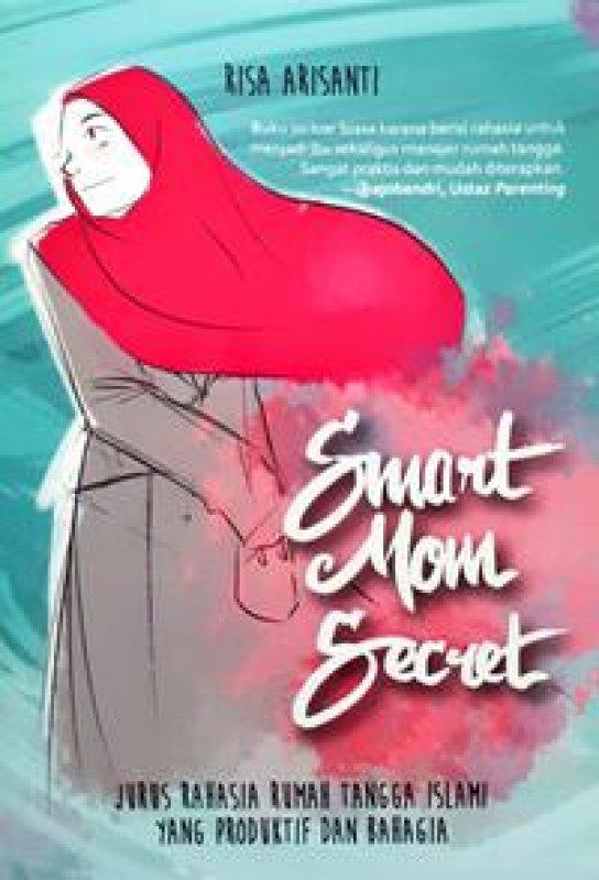 Cover Buku Smart Mom Secret