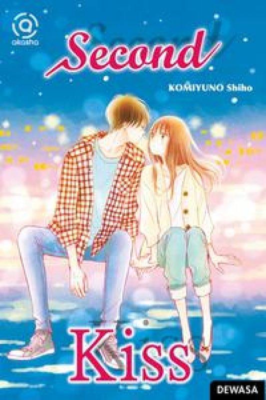 Cover Buku Akasha : Second Kiss