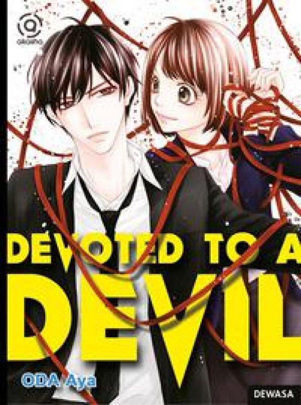 Cover Buku Akasha : Devoted To A Devil