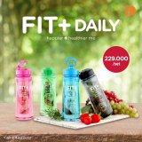 Fit + Daily 700 ML: Botol Minum Praktis Dibawa Kemana Aja