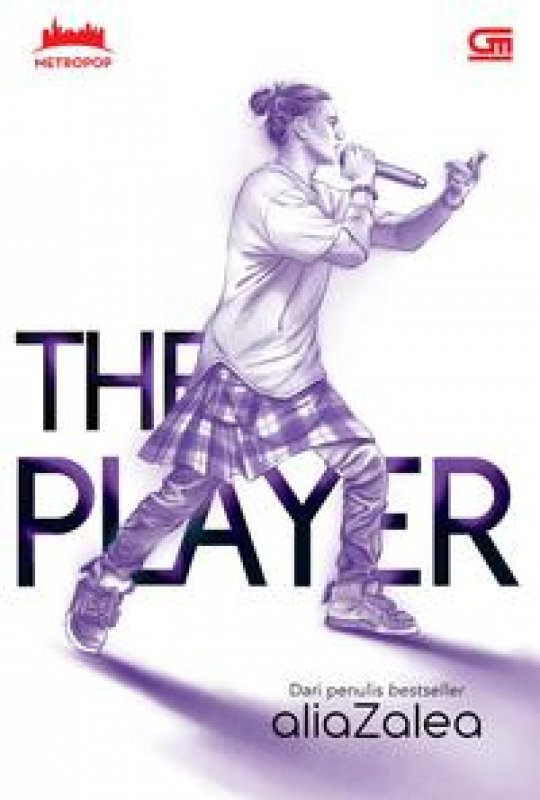 Cover Buku MetroPop: The Player