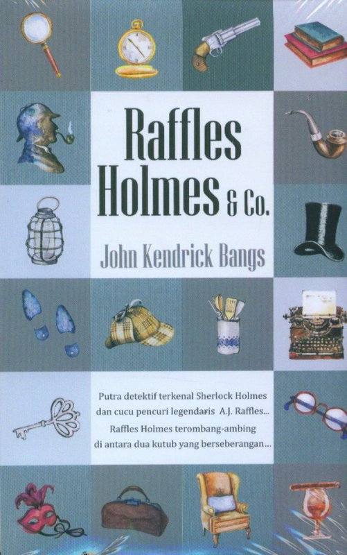 Cover Raffles Holmes & Co.